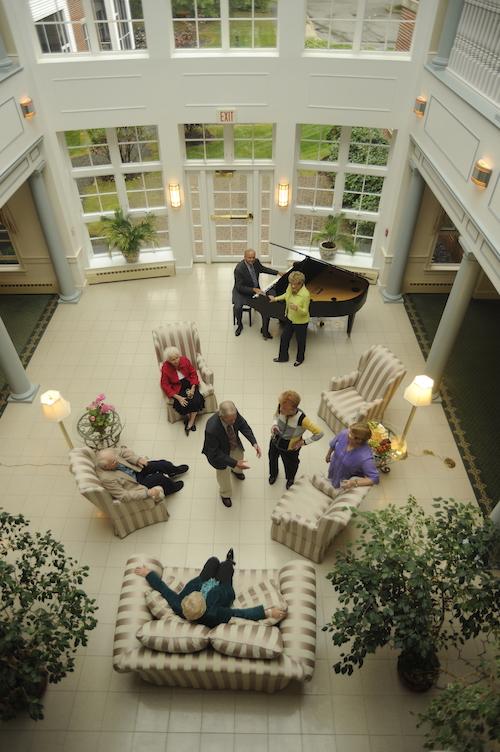 Activities at the Atrium